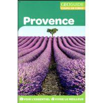 Gallimard-loisirs - Geoguide coups de coeur ; Provence édition 2018