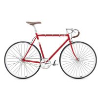 Fuji Sport - Vélo Fixie Fuji Feather Rouge/crème 2017 xs