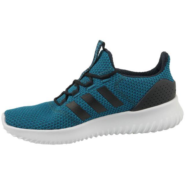 Adidas Cloudfoam Ultimate Bc0122 Bleu pas cher Achat