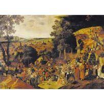 Editions Ricordi - Puzzle 1500 pièces : The Golgotha, Brueghel