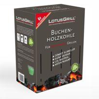 Lotusgrill - Charbon de hêtre boîte de 1kg