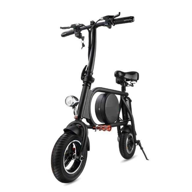 air rise mini scooter ville pliable 400w pas cher. Black Bedroom Furniture Sets. Home Design Ideas