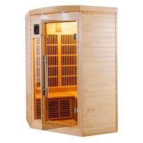 sauna infrarouge carbone achat sauna infrarouge carbone pas cher rue du commerce. Black Bedroom Furniture Sets. Home Design Ideas