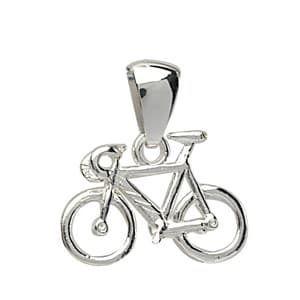 Sochicbijoux So Chic Bijoux © Pendentif Vélo de Course Argent 925
