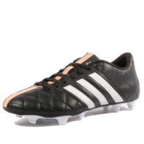 online retailer e92dc 68397 Adidas - 11QUESTRA FG M BLK - Chaussures Football Homme Noir 39 1 3