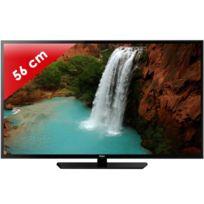 Haier - LE22M600CF - Téléviseur LED - 2 56 cm 16/9 - HD TV 1080p - 2 x HDMI