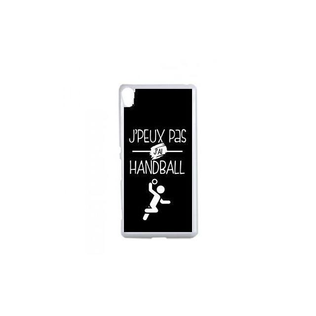 Sony - Coque j'peux pas j'ai handball 9 compatible xperia ...
