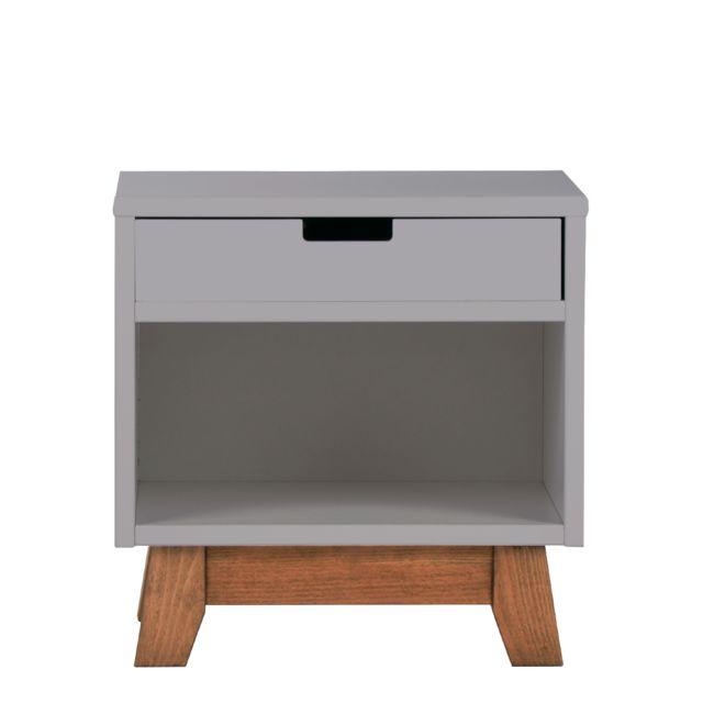 quax table de nuit trendy pas cher achat vente. Black Bedroom Furniture Sets. Home Design Ideas