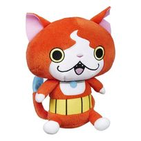 Hasbro - Yo-Kai-Watch - Peluche Yo-Kai Watch 15cm Jibanyan