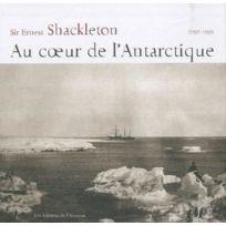 Amateur - au coeur de l'Antarctique 1907-1909