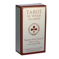France Cartes - Jeu de Tarot de voyage Qualité Grimaud : 78 cartes