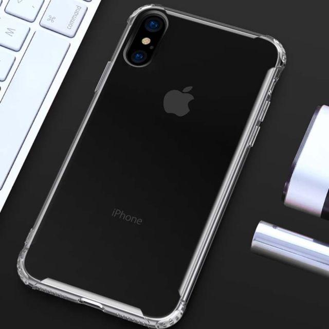 coque tpu anti choc iphone x