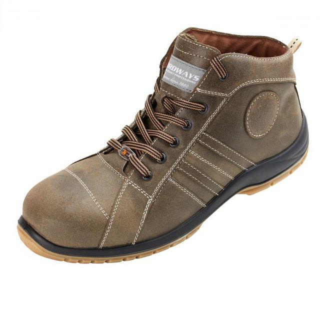 131421c6e62e Nordways - Chaussure de sécurité à lacets montante S3 Src Charles Nordways