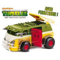 Tortues Ninja - Camion de combats Tmnt PARTY Van 5484