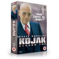 Mediumrare - Kojak - Series 2 IMPORT Anglais, IMPORT Coffret De 6 Dvd - Edition simple