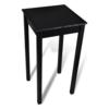 Vidaxl Table bar table haute de cuisine 55 x 107 cm