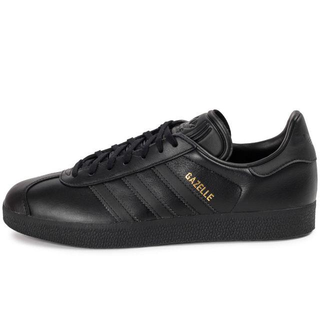 chaussures adidas cuir noir