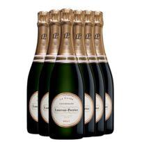 Champagne Laurent-perrier - La Cuvee lot de 6 bouteilles