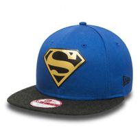Newera Cap - Casquette New Era Logo Weld Superman Bleu Homme