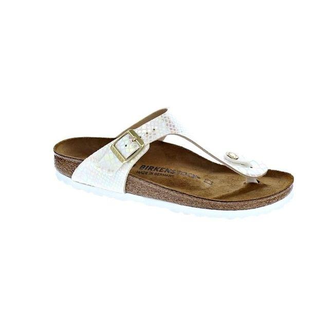 Pas Gizeh Femme Bf Shiny Chaussures Birkenstock Modele Tongs 7fgv6YbyI