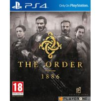 Sony - The Order 1886 PS4 Only
