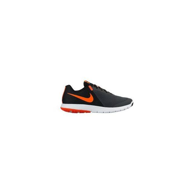 free shipping 7431c f576f Nike - Chaussures Nike Flex Experience Rn 5 noir orange