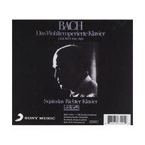 Générique - Bach: Das Wohltemperierte Klavier Vol. 1