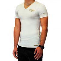 Hechbone Paris - Tee Shirt Saint Petersbourg Blanc