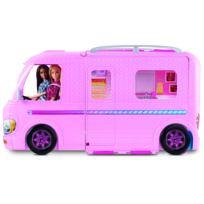 MATTEL - BARBIE - Camping-car transformable - FBR34