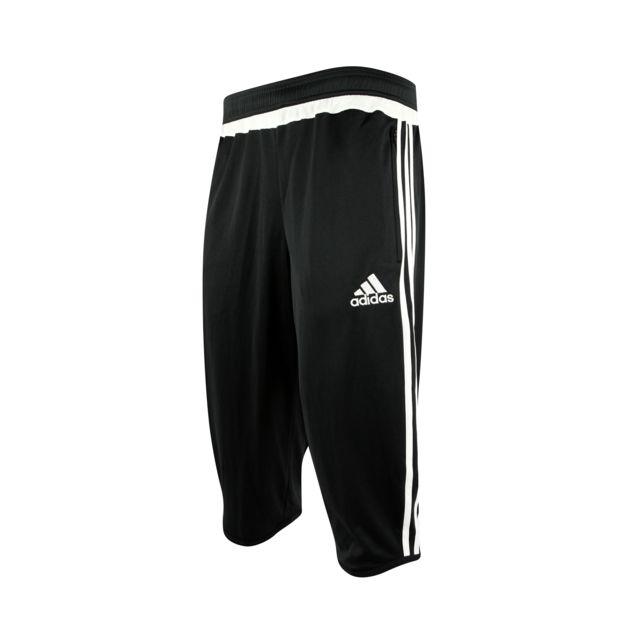 Adidas performance Pantalon 34 Tiro Noir pas cher Achat