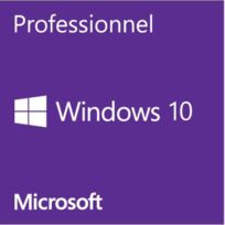 Microsoft - Windows Pro 10 oeM 32 Bit