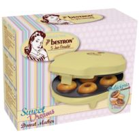 Appareil à donuts - 700W - jaune