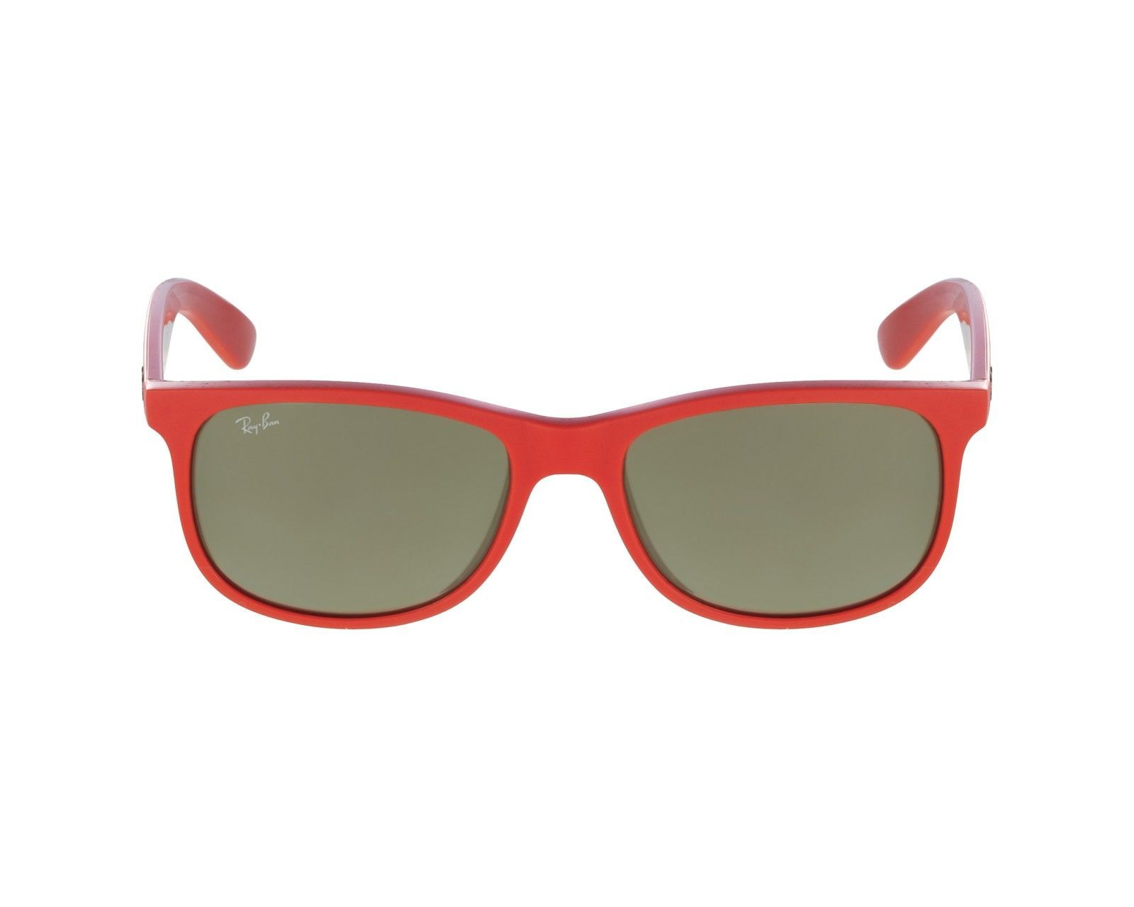 Ray Ban - Andy Rb4202 6155/5A Rouge - Lunettes de soleil