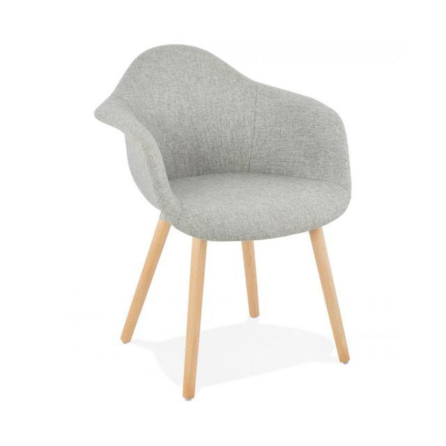 Kokoon Design Fauteuil design Loko Grey 50x62x80 cm pas