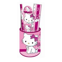 Charmmy Kitty - Set scolaire pot a crayons