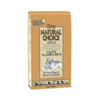 Nutro Natural Choice - Chien Adulte Light Agneau & Riz