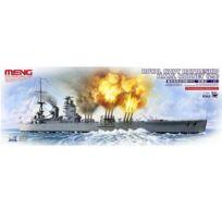 Meng - Maquette bateau : Royal Navy Battleship H.M.S Rodney