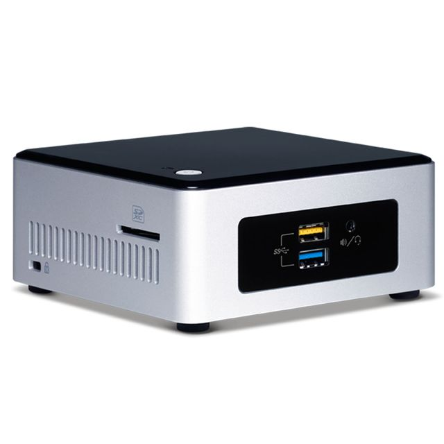 INTEL Mini PC barebone - NUC5PGYH