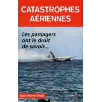 Jpo - Catastrophes aériennes