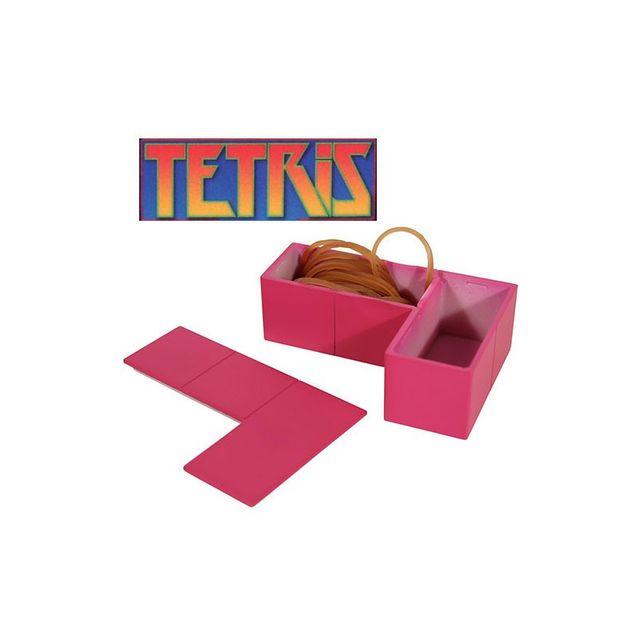 Kas Design Organisateur de Bureau Tetris, Objet Geek