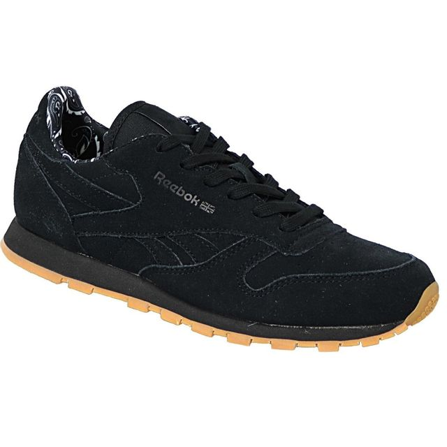 Reebok Classic Leather Tdc Bd5049 Noir pas cher Achat