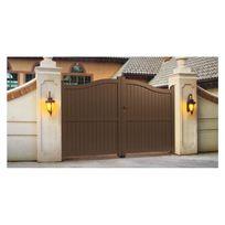 Portail Aluminium Maleribes - Longueur - 3m