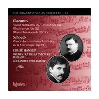 Hyperion - The Romantic Violin Concerto /Vol.14