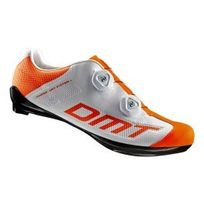 Dmt - Chaussures R1 Summer blanc orange fluo