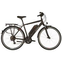 Ortler - Lille - Vélo de trekking électrique - noir