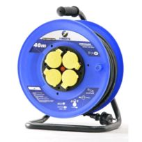 I-watts Pro - I-watts Enrouleur 40m 3x1.5mm Ho7