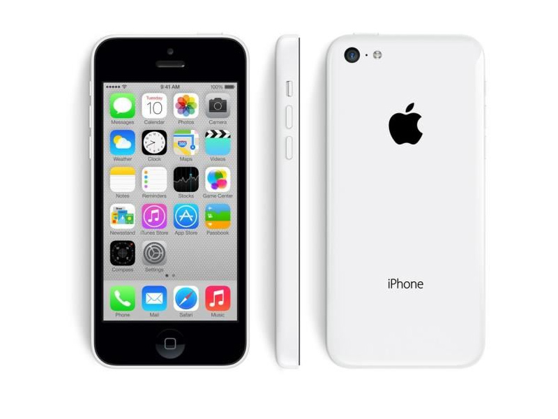 iPhone 5C - 16 Go - Blanc - Reconditionné