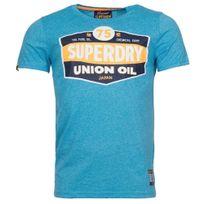 - Union Oil Lite Loomed T-shirt Mc No Name
