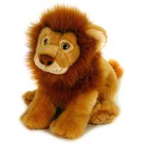Keel Toys - Peluche Lion Assis 33 cm
