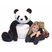 """Melissa & Doug - Peluche - 28 """"/ 70CM Ours Panda GÉANT"""